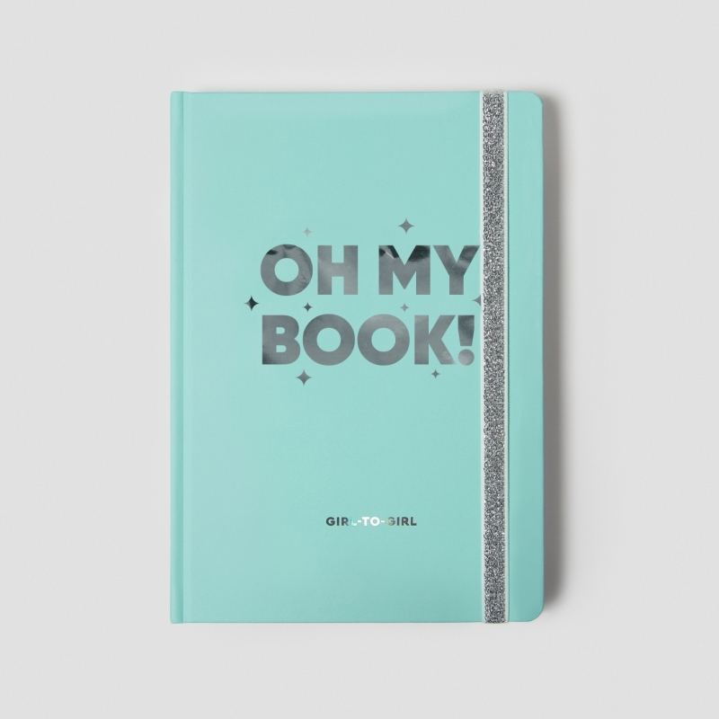 Oh My Book! Girl-To-Girl (англ.)