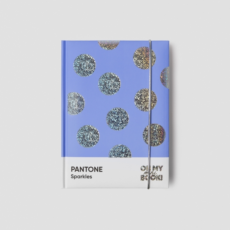 Oh My Book! Mini Pantone Sparkles