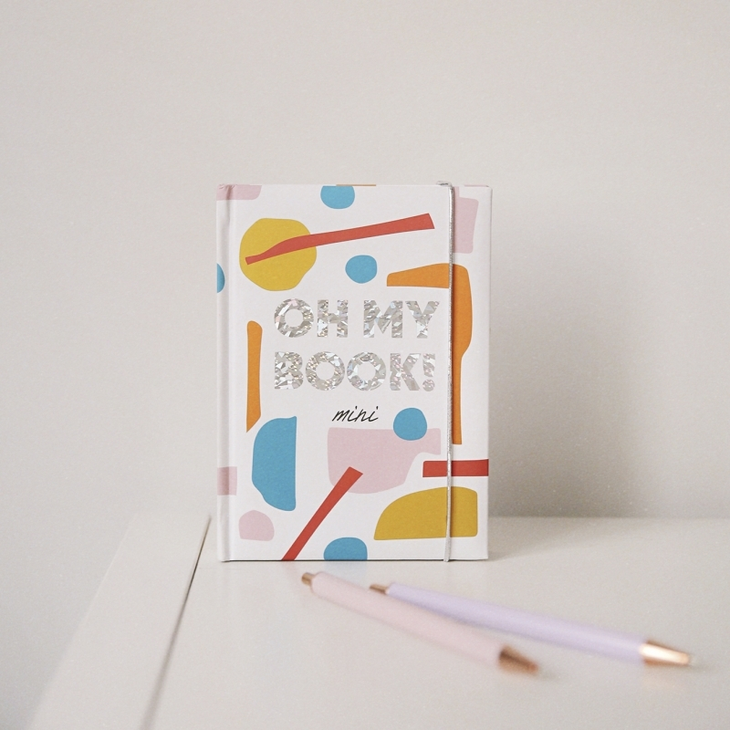 Oh My Book! Mini Multicolor