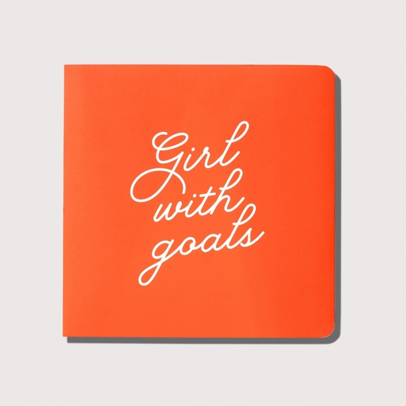 Блокнот GIRL WITH GOALS