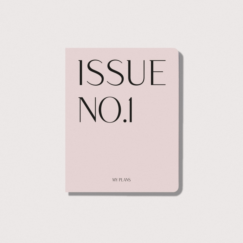Блокнот ISSUE NO.1