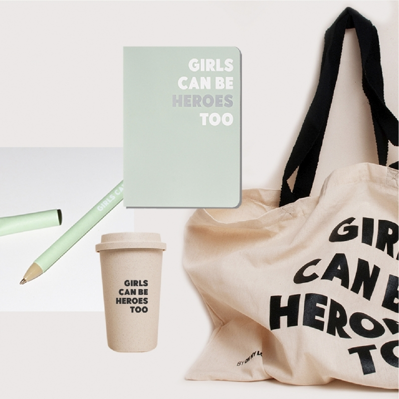 Girls-Hero Kit